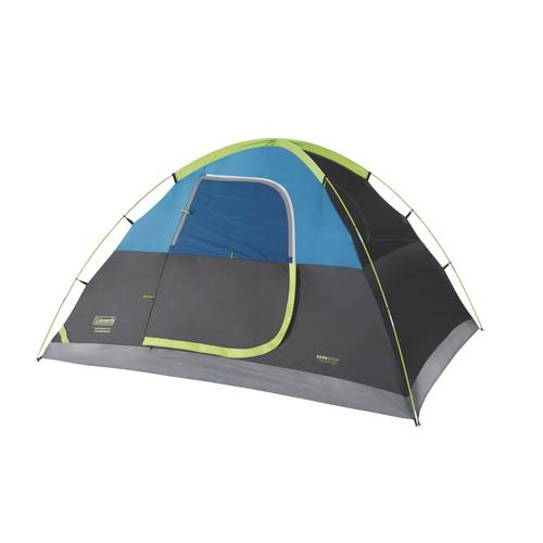 Coleman 4 Person Dark Room Sundome Tent