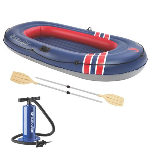 Coleman Caravelle 300 3 Person Boat Combo