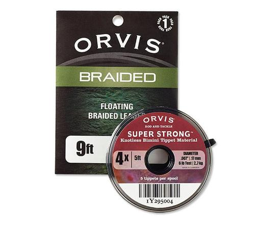 Orvis Floating Braided Leader System