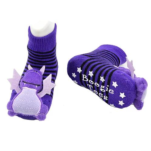 Boogie Toes Infant Rattle Socks