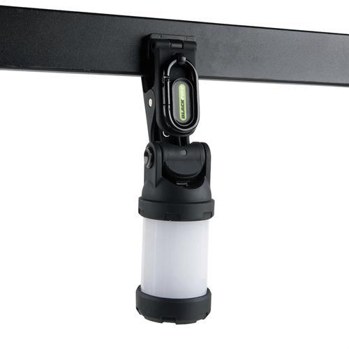 Blackfire Backpack LED Clamplight
