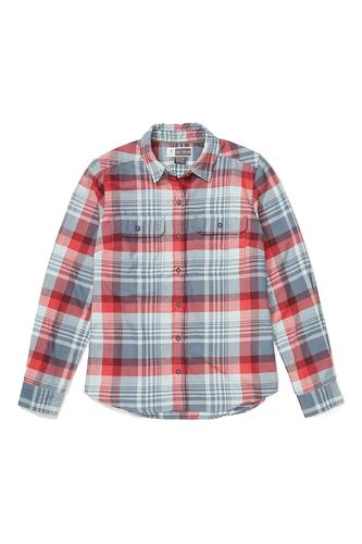ExOfficio Women's Bugsaway Redding Midweight Flannel Shirt