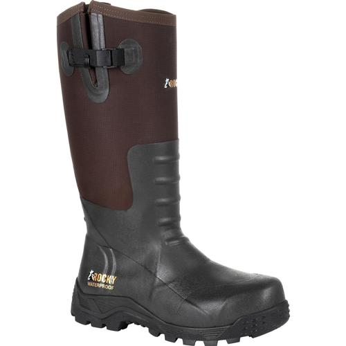Rocky Men's Sport Pro Rubber Pull On Boot