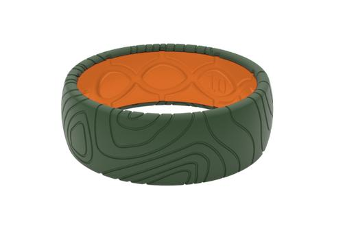 Groove Original Dimension Silicone Ring