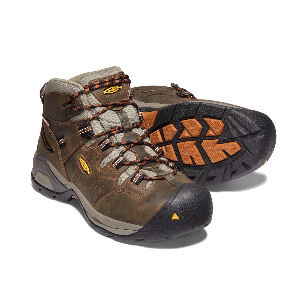 Keen Men's Detroit Xt Mid Soft Toe Waterproof Boot