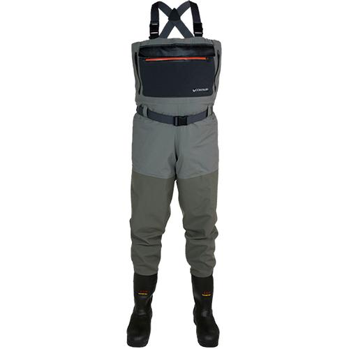 Compass 360 Tailwater Cleated Bootfoot Chest Wader