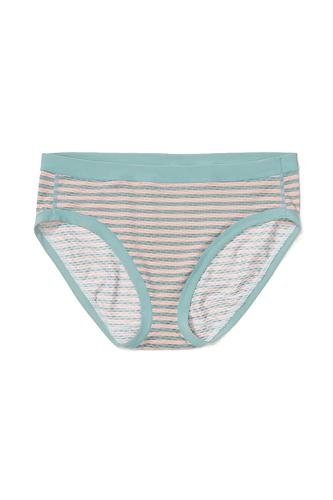 ExOfficio Women's Give N Go Sport Mesh Printed Bikini Brief