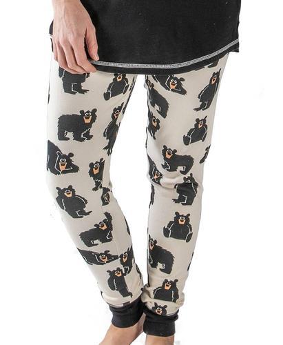 Lazy One Women's Mama Bear Pajama Pants