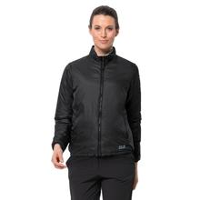 Jack Wolfskin Women's JWP Thermic One Jacket BLACK