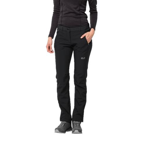 Jack Wolfskin Women's Zenon Softshell Pants