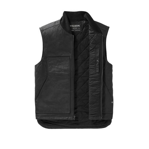 Filson Men's Wax Work Vest