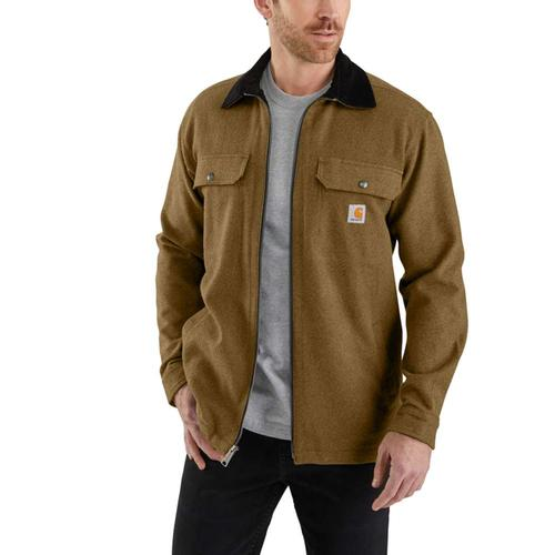 Carhartt Men's Rain Defender Pawnee Shirt Jac
