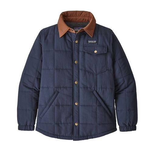 Patagonia Boy's Quilted Shacket