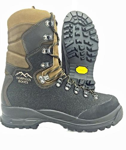 Hoffman Boots Men's 8in Armor Pro Vibram Plain Toe Boot