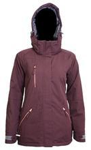 Turbine Women's Glacier Jacket VINEYARDWINE