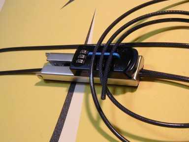 Corlear North America Lashlock with 13 Feet of Cable
