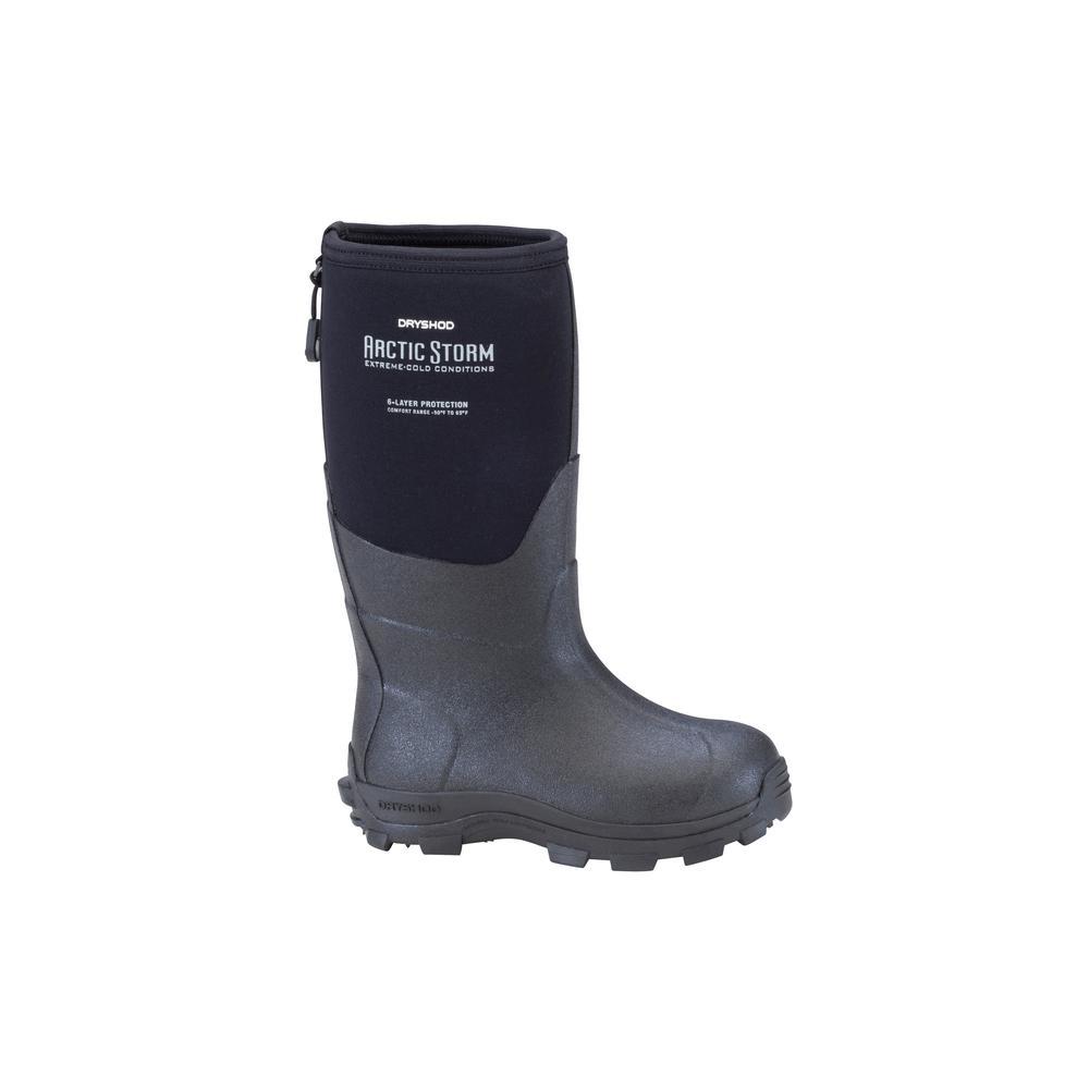 Dry Shod Kid's Arctic Storm Winter Boots