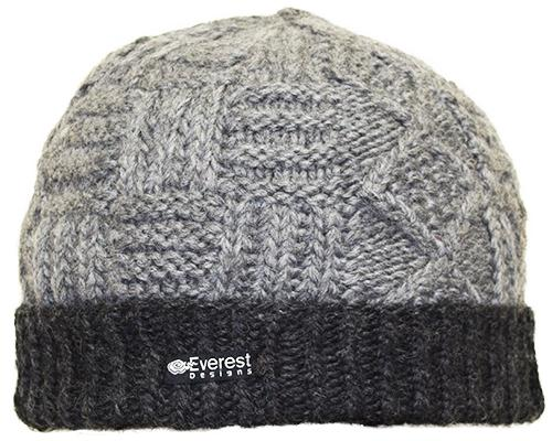 Everest Designs Classic Cable Cuff Beanie
