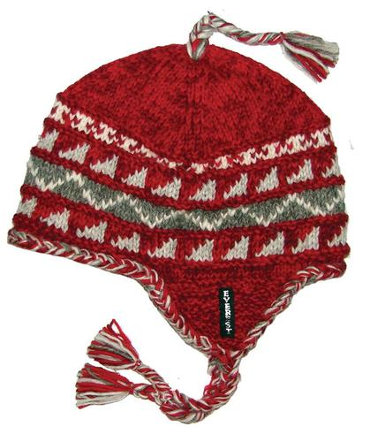 Everest Designs Kids' Sherpa Earflap Hat