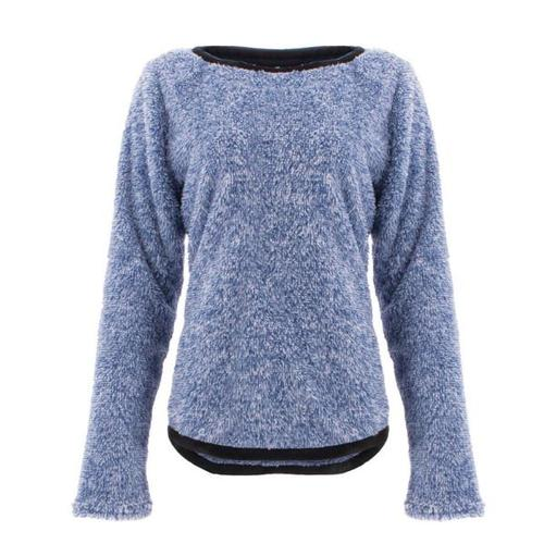 Wooly Bully Women's Powder Pullover