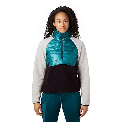 Mountain Hard Wear Women's Altius Hybrid Pullover