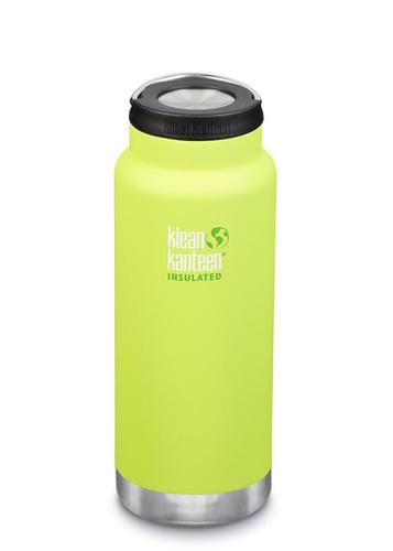 Klean Kanteen 32oz Insulated TKWide Bottle with Wide Loop Cap