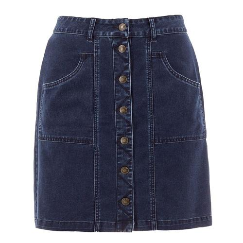 Aventura Women's Logan Denim Skirt