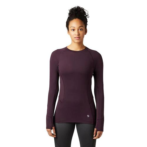 Mountain Hardwear Women's Ghee Long Sleeve Crew Neck