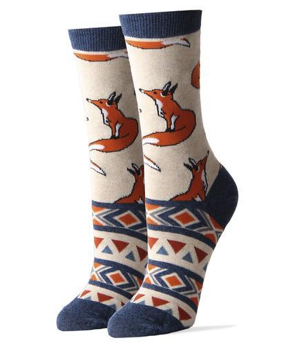 Sock It Up Women's Like A Fox Socks