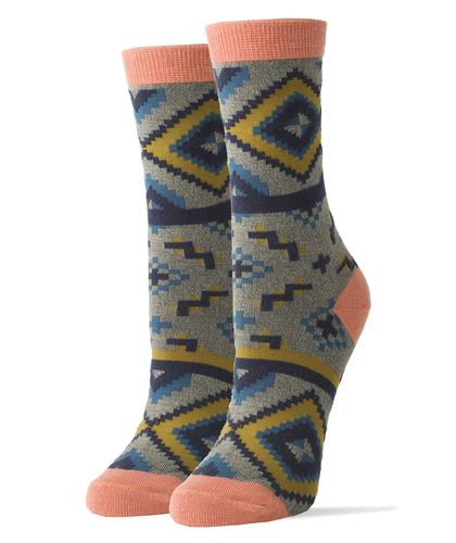 Sock It Up Women's Coyote Dust Socks