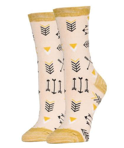 Sock It Up Women's Ginger Root Socks