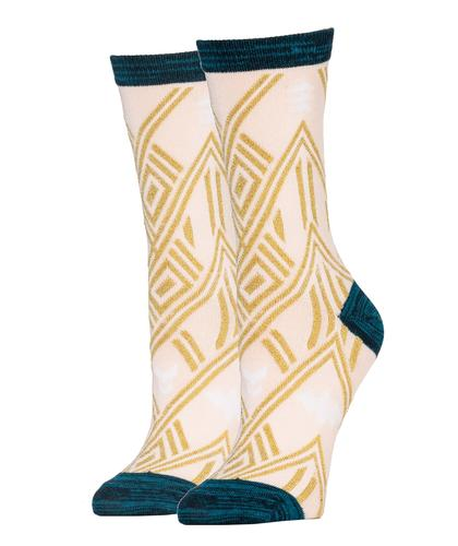 Sock It Up Women's Golden Ginseng Socks