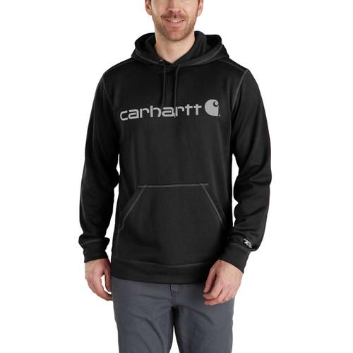 Carhartt Men's Force Extreme Graphic Logo Hoody