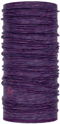 Buff Lightweight Merino Wool Purple Multi Buff