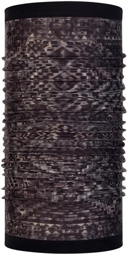 Buff Polar Reversible Kerna Black Fleece Buff