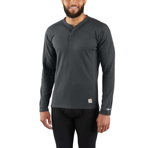 Carhartt Men's Base Force Midweight Classic Henley