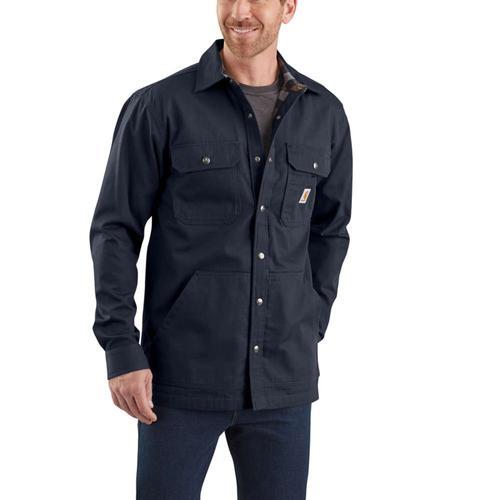 Carhartt Men's Ripstop Solid Shirt Jac