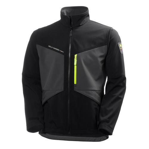 Helly Hansen Men's Aker Construction Softshell Jacket