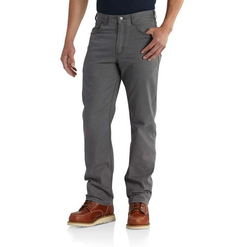 Carhartt Men's Rugged Flex Rigby 5 Pocket Work Pant
