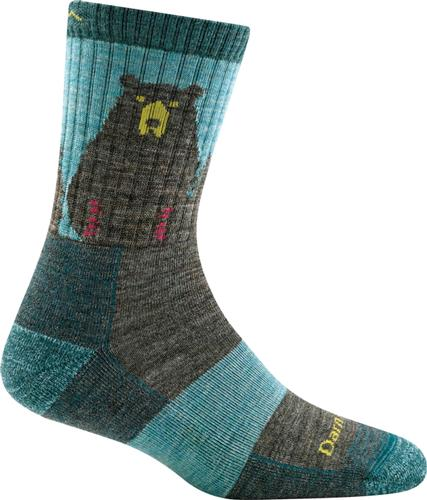 Darn Tough Bear Town Micro Crew Light Cushion Sock