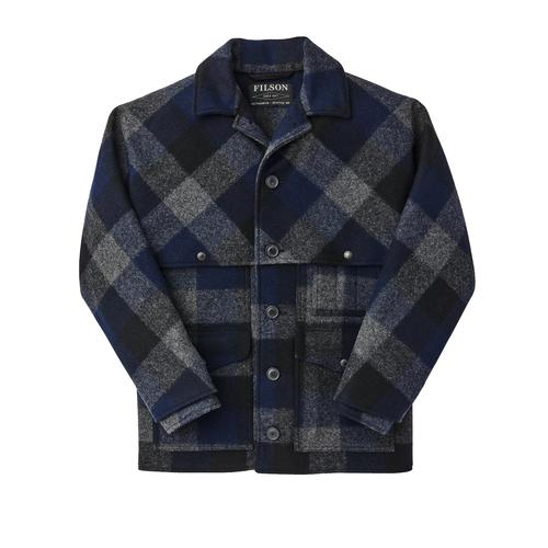 Filson Men's Double Mackinaw Wool Cruiser Jacket