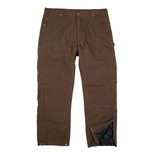 Berne Men's Bulldozer Washed Duck Outer Pant