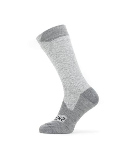 Sealskinz Waterproof All Weather Mid Length Sock