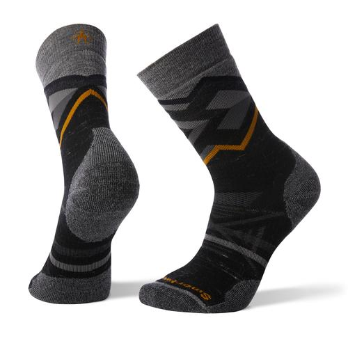 Smartwool Men's PhD Outdoor Medium Pattern Hiking Crew Socks