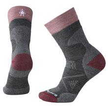 Smartwool Women's PhD Pro Outdoor Medium Hiking Crew Socks MED_GRAY