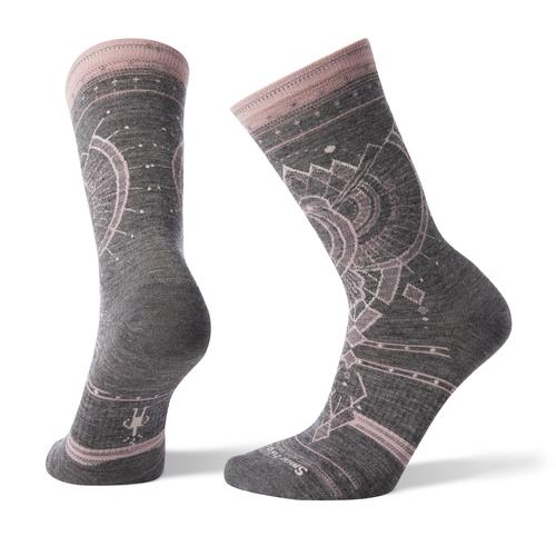 Smartwool Women's Mountain Magpie Crew Socks