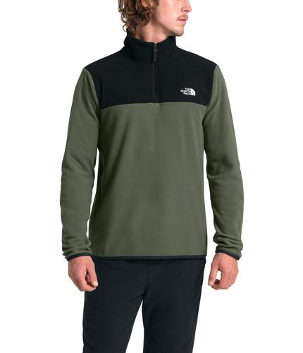 The North Face Men's TKA Glacier Quarter Zip Fleece