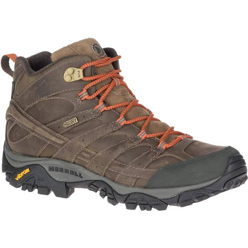 Merrell Men's Moab Prime Mid Waterproof Boot