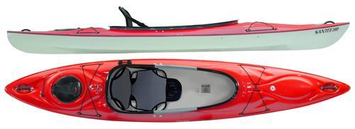 Hurricane Kayaks Santee 120 Sport Demo