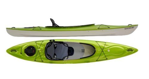 Hurricane Kayaks Santee 126 Demo
